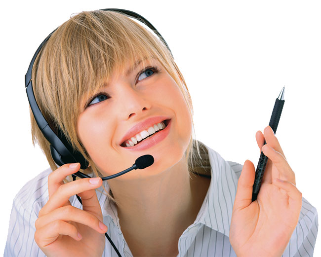 PCMSI answering service operator