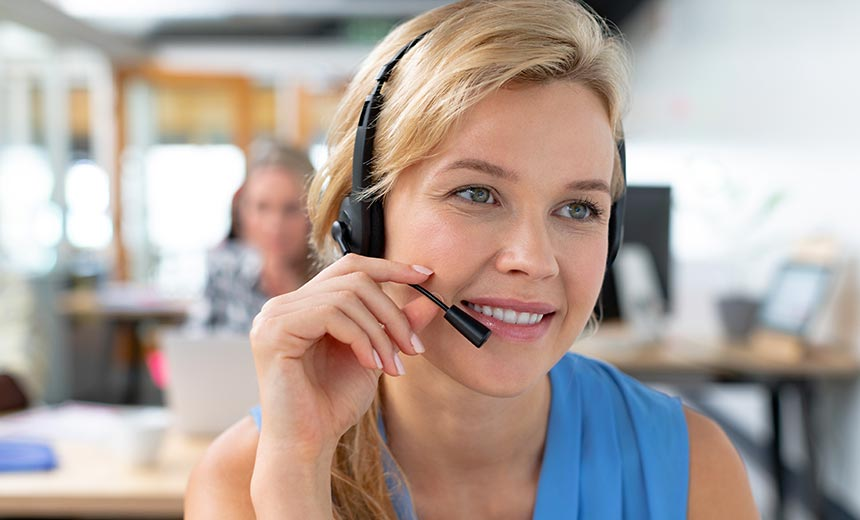 Friendly help desk get prices operator at PCMSI answering services